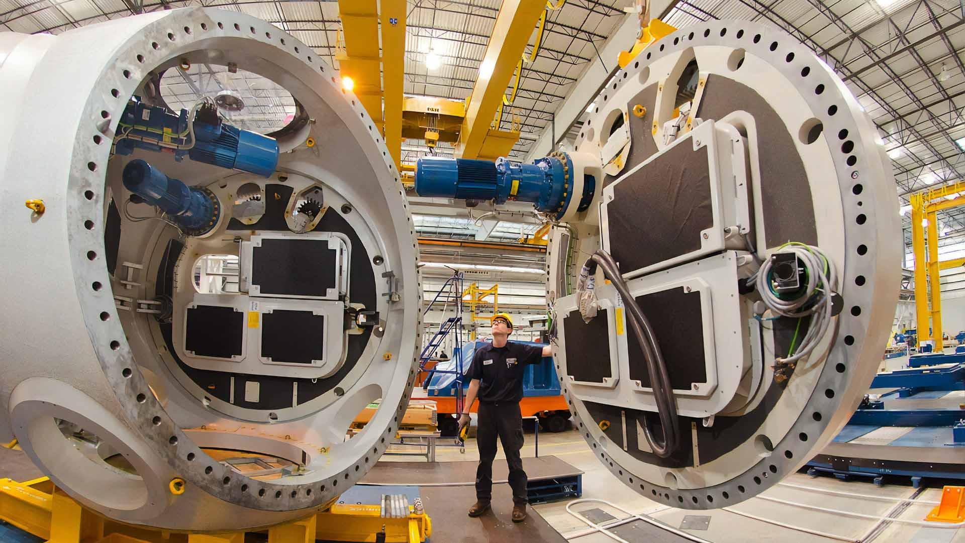 机械与工业制造